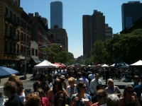 Open Market on 9th Ave.