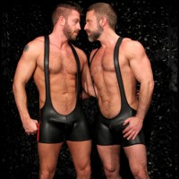 Neoprene Wrestler 1