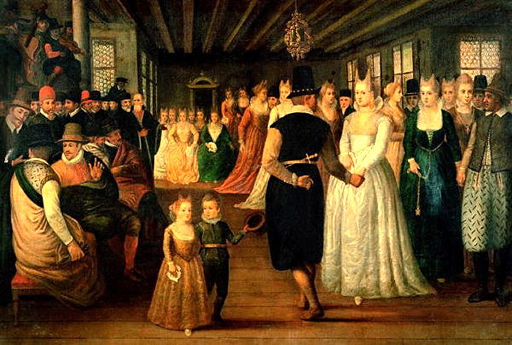 English Court Dance