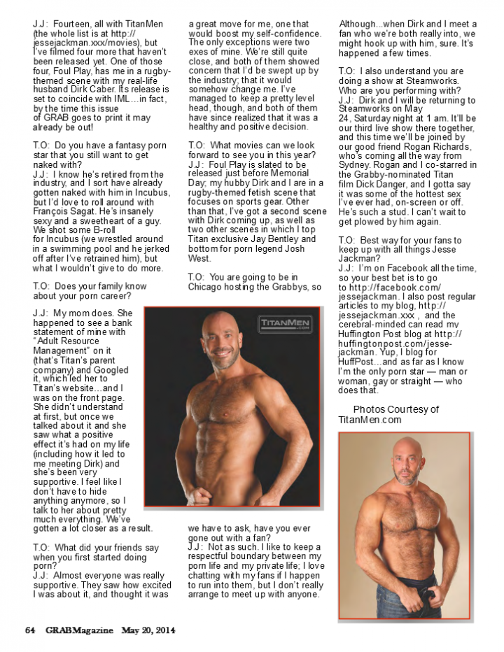 Grab Magazine, IML 2014 Edition (20140520), Page 2