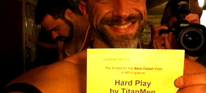 Hard Play wins Hustlaball Award (Big)