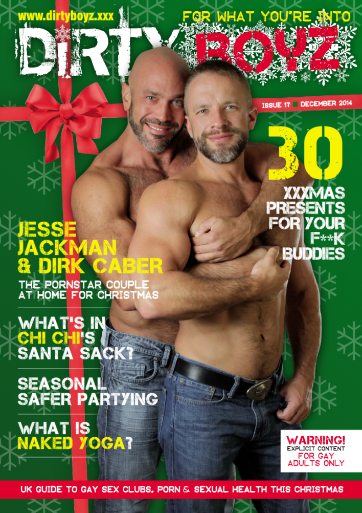 Dirtyboyz, December 2014 - Cover