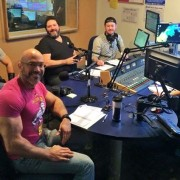 "The ""Well Well Well"" crew on JOY 94.9 FM"