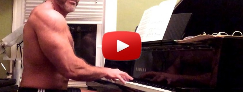 Classical Jackman C-minor Prelude (Play Button)