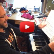 Dirk Proofreads Music 01, Play Button Big